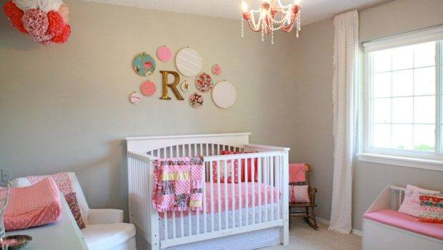Room Furniture Baby Girl Colors Decor Ideas