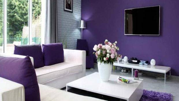 Room Painting Living Walls Different Colors