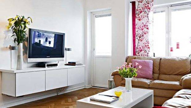 Room Sets Small Spaces Apartments Decorating Nice Design Ideas