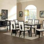 Room White Dining Contemporary Sets