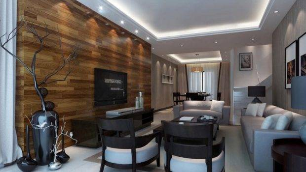 Room Wooden Fence Wood Wall Dining Living