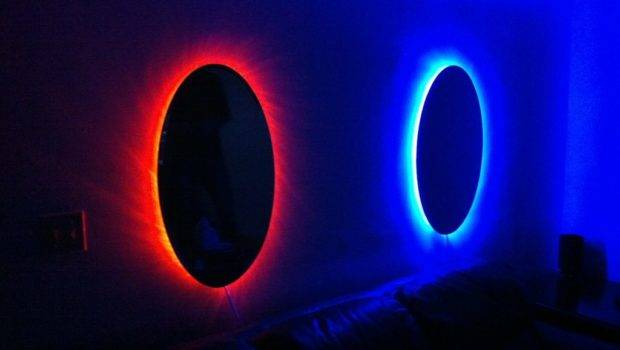 Rope Lighting Make Portals Your Room Myhomelifemag