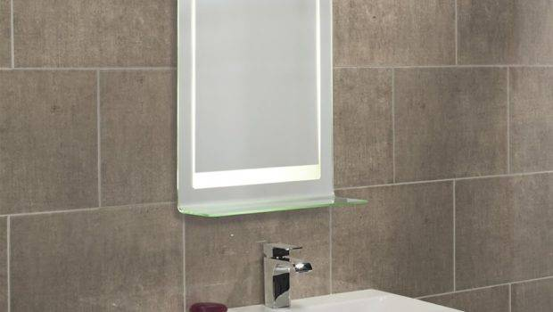 Roper Rhodes Gamma Designer Illuminated Bathroom Mirror