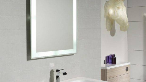 Roper Rhodes Status Designer Illuminated Bathroom Mirror