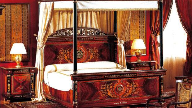 Rosella Luxury Canopy Bed Usa Furniture Warehouse