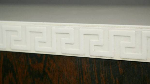 Rosewood White Lacquer Cabinet Stdibs