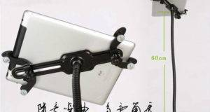 Rotating Bed Tablet Mount Holder Stand Ipad Mini Kindle