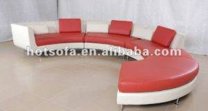 Round Types Sofa Sets