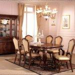 Royal Looking Dining Room Interior Design