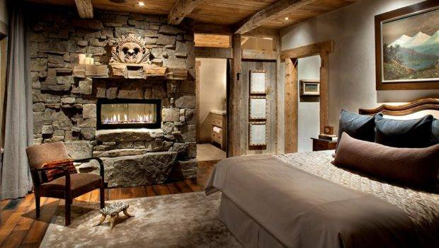 Rustic Bedrooms Interior Design Ideas Modern New Windows