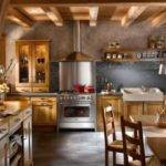 Rustic Contemporary French Style Kitchen Designs Home Design