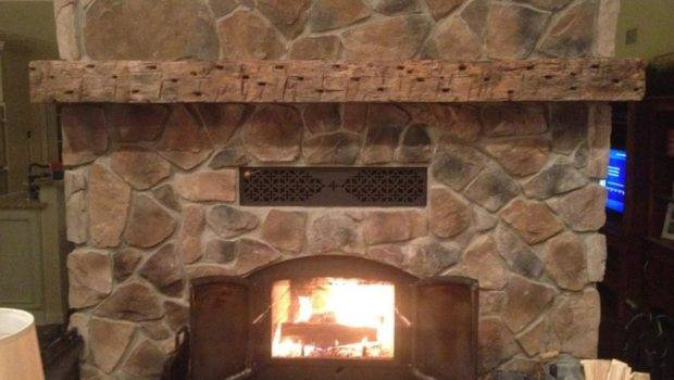 Rustic Fireplace Mantels Recycled Wood Reclaimed
