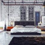 Rustic Industrial Architectural Elements Provide Texture Interest