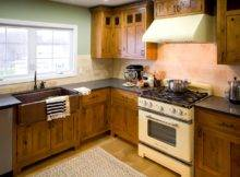 Rustic Kitchen Cabinets Anthony Carrino