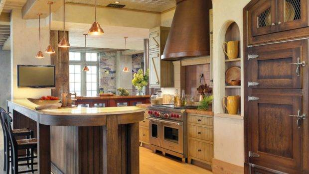 Rustic Kitchen Cabinets Options Tips Ideas