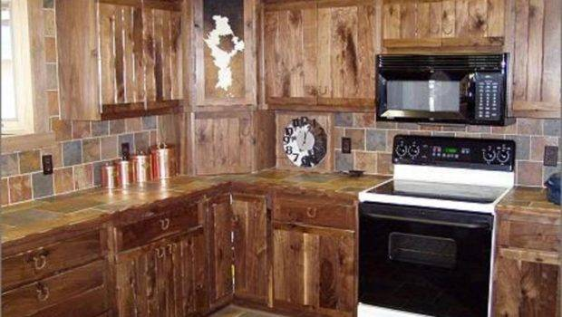 Rustic Kitchen Design Cabinets Frontier Cabinetry