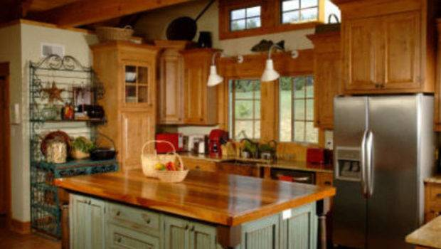 Rustic Kitchen Design Country Photos
