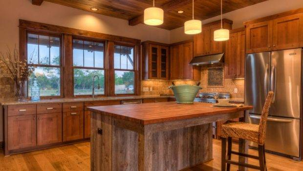 Rustic Kitchen Design Decorating Ideas Kitchens