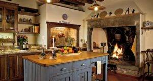 Rustic Kitchen Spectrum Interior Design Designfile Home