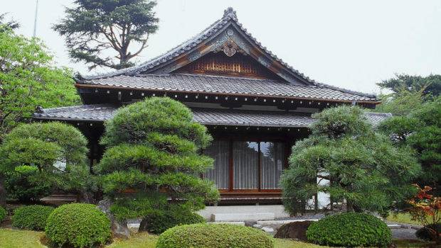 Sadek All Galleries Japanese Beauty Typical House