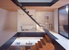 Saijo Unusual Modern Japanese House Design Pyramid