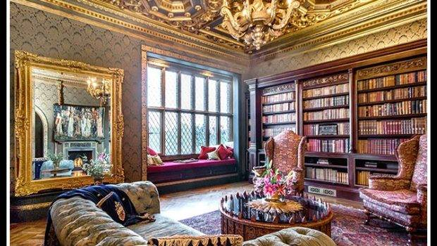 Sale Luxury Home Libraries Your Dreams