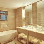 Same Sense Style Displayed World Hotel Bathroom Design