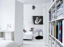 Scandinavian Style Interior Design Book Shelf Your