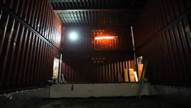 Sea Can House Made Completely Shipping Containers Home