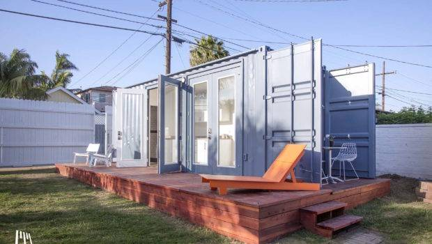 Sea Container Homes Ideas Create Distinctive Home