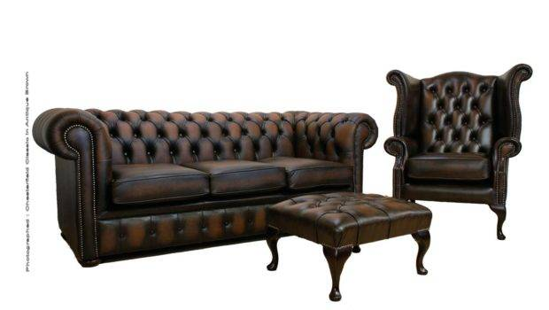 Second Hand Chesterfield Could Job Designersofas Blog