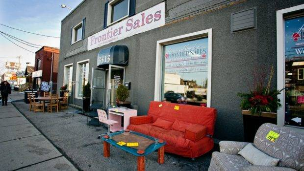 Second Hand Furniture Stores Toronto Frontier Sales