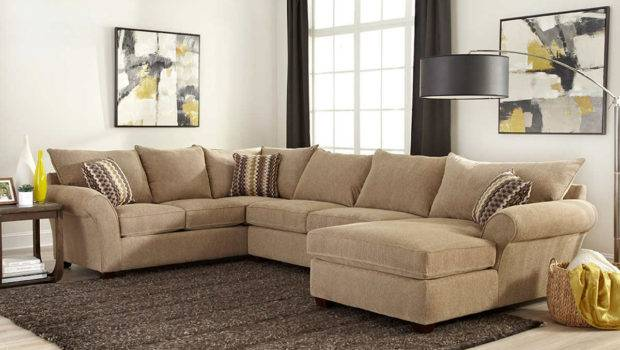 Sectional Fabric Sofas Amazing
