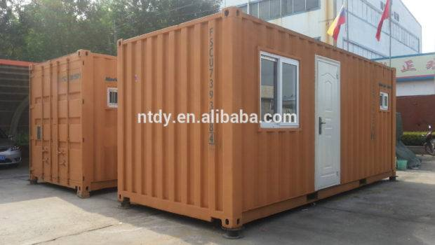 Self Contained Container House Buy Portable