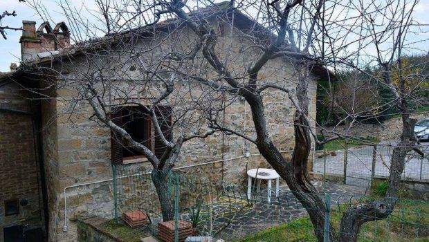 Self Contained House Monticchiello Pienza Tuscany Italy Sale