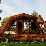 Self Sustainable Home Architecture Innovative Energy Efficient