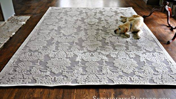 Serendipity Refined Blog Gray Ivory Dining Room Area Rug