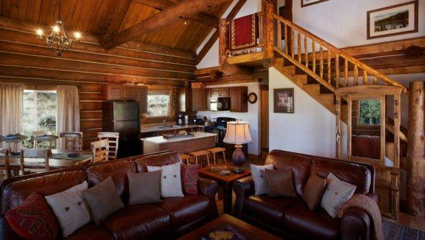 Setting Ideas Beautiful Warm Cozy Rustic All One Living Room