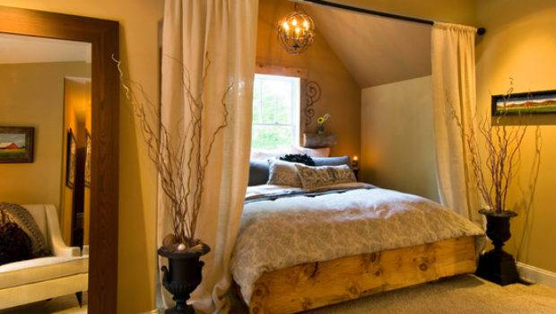 Setting Simple Romantic Bedroom Ideas Her