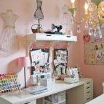 Sewing Room Creative Ideas Organization