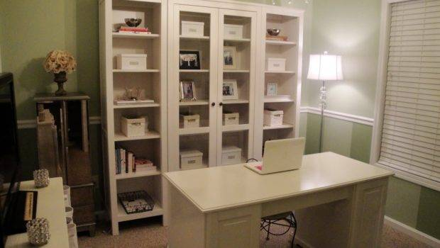 Shabby Chic Home Office Decor Tight Budget Architect