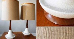 Shades Drum Lamp Floor Lamps Shade