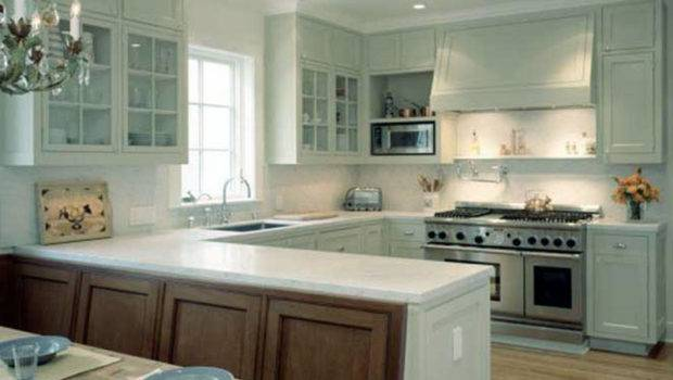 Shaped Kitchen Designs Design Shape India Small Space
