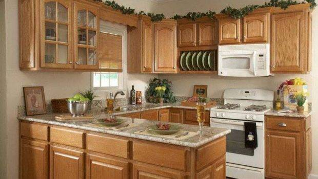 Shaped Kitchen Layout Small Kitchens