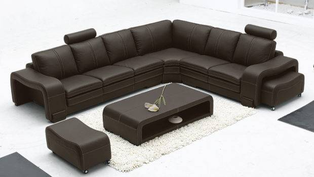 Shaped Sofa