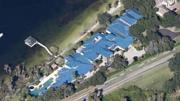 Shaquille Neal House Windermere Florida Usa
