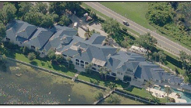 Shaquille Neal Massive Florida House