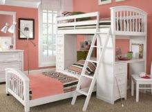 Shared Bedroom Ideas Small Rooms Bunk Bed