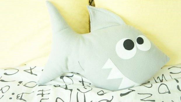 Shark Pillow Babies Pinterest
