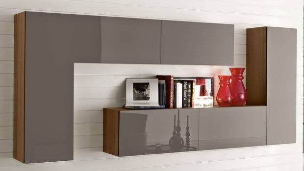 Shelving Ideas Unique Wall Couches Dvd